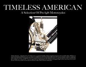 Timeless American - Back-Cover