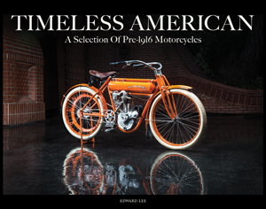 Timeless American - Cover