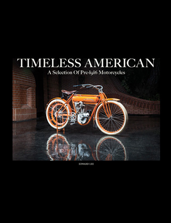 Timeless American Book Cover - Small Image