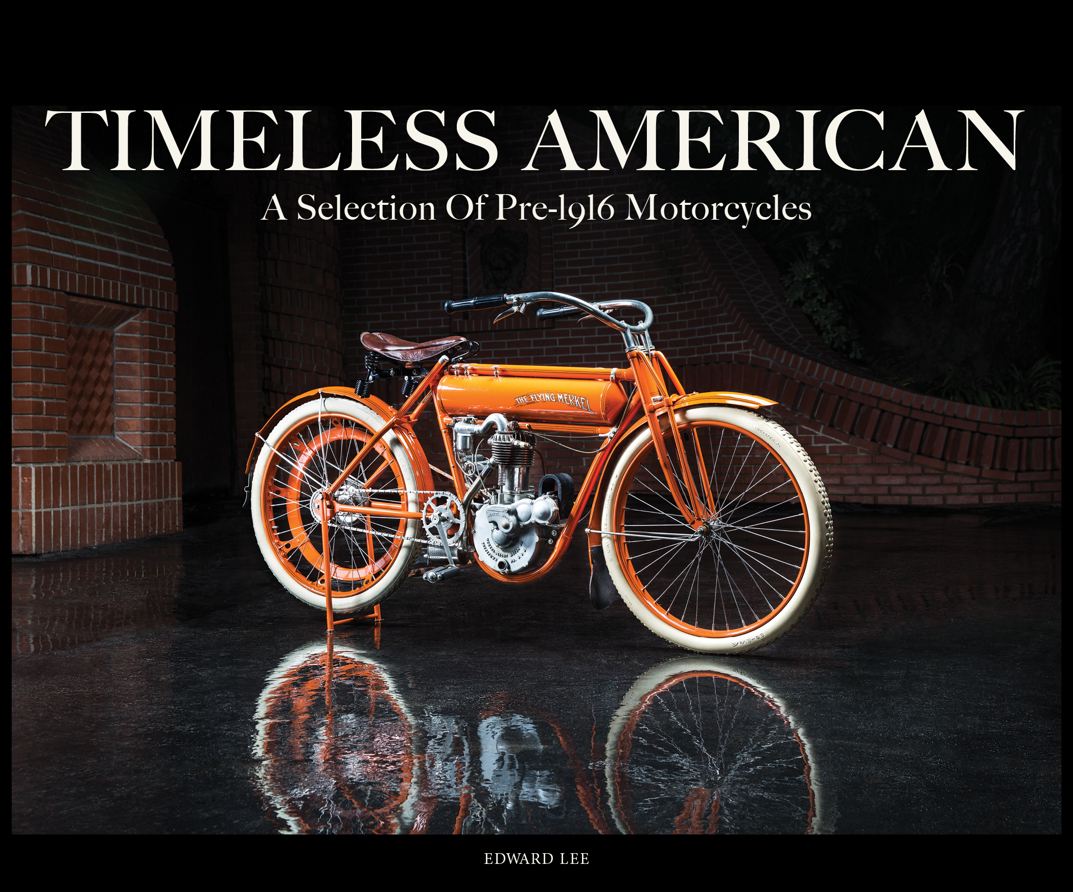 Timeless American Book Cover © Eddie Lee