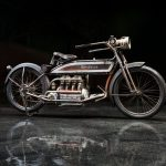 Print option #8 - 1913 Henderson 4 Cylinder
