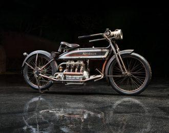 Print option #8 - 1913 Henderson 4 Cylinder