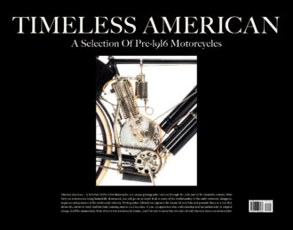 Timeless American Book Backcover © Eddie Lee