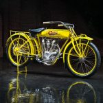 Print option #7 - 1915 Cyclone V-Twin