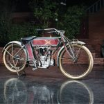 Print option #3 - 1911 Excelsior V-Twin