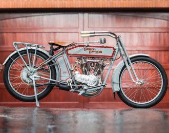 Print option #3 - 1911 Excelsior V-Twin