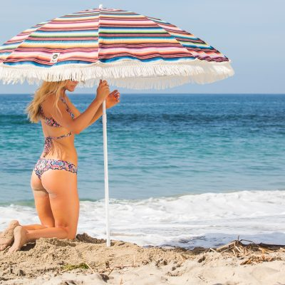 WORK – BEACH BRELLA